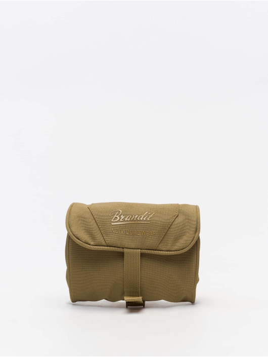Brandit Bag Toiletry brown