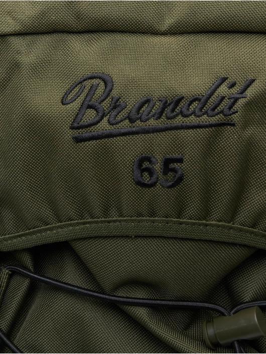 Brandit Batohy Aviator 65 Liter olivový