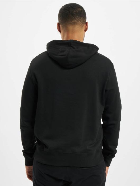 Brandit Bluzy z kapturem Sweat czarny