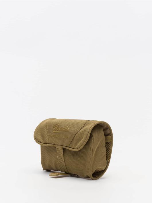 Brandit Bolso Toiletry marrón