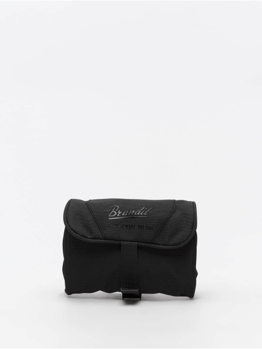 Brandit Bolso Toiletry Medium negro
