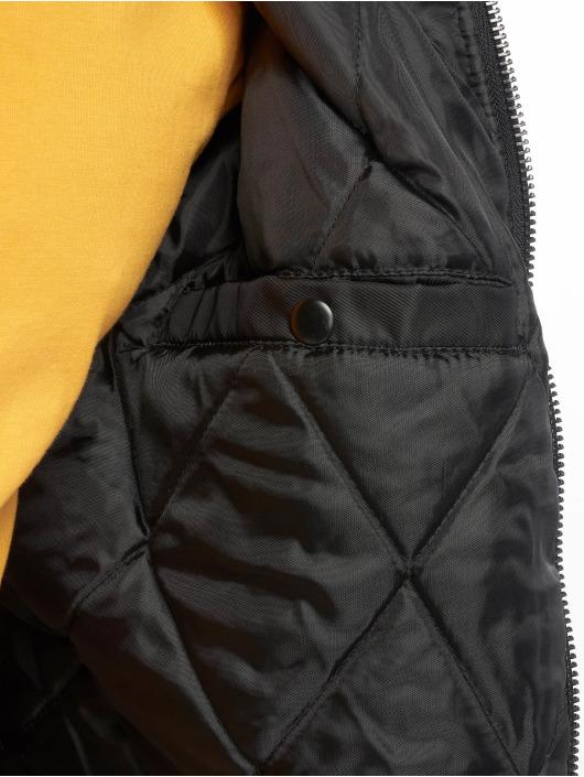 Brandit Bomber MA1 Sweat noir