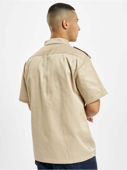 Brandit Camicia US beige