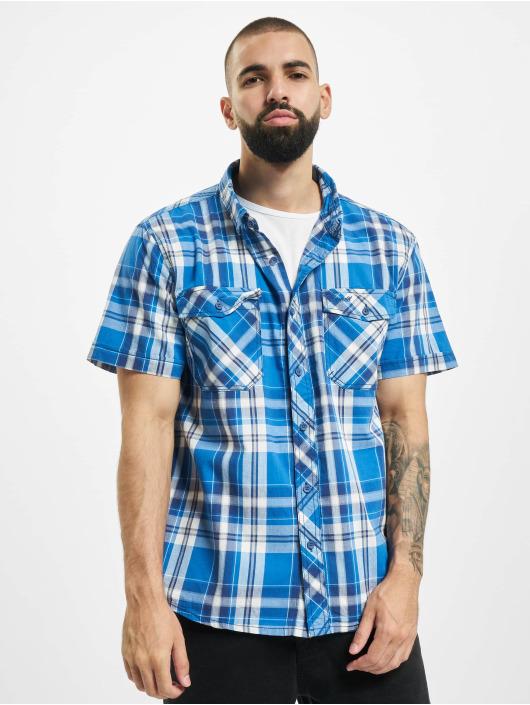Brandit Camisa Roadstar azul