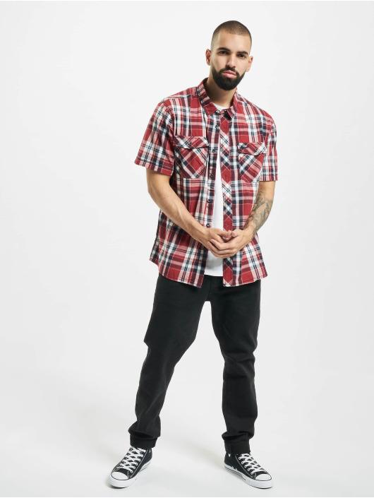 Brandit Camisa Roadstar rojo