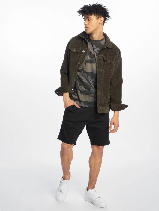 Brandit Camiseta Premium camuflaje