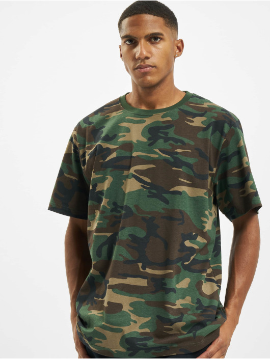 Brandit Camiseta Class camuflaje