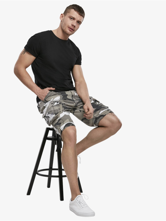Brandit Camiseta Basic Premium negro
