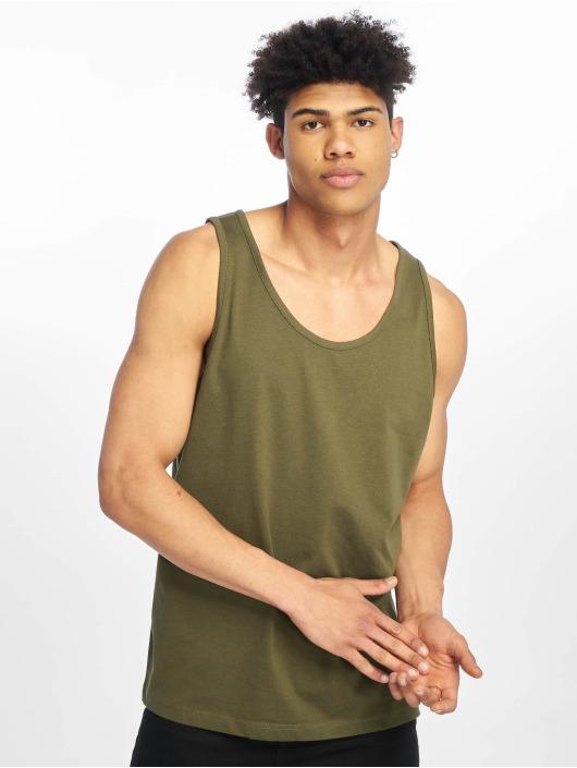 Brandit Camiseta Classic oliva