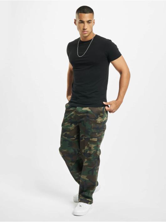 Brandit Cargo pants US Ranger camouflage