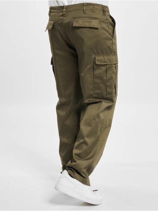 Brandit Cargo pants US Ranger olivový