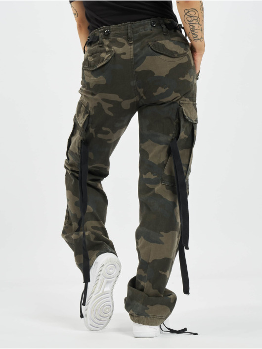 Brandit Cargohose M65 Ladies camouflage