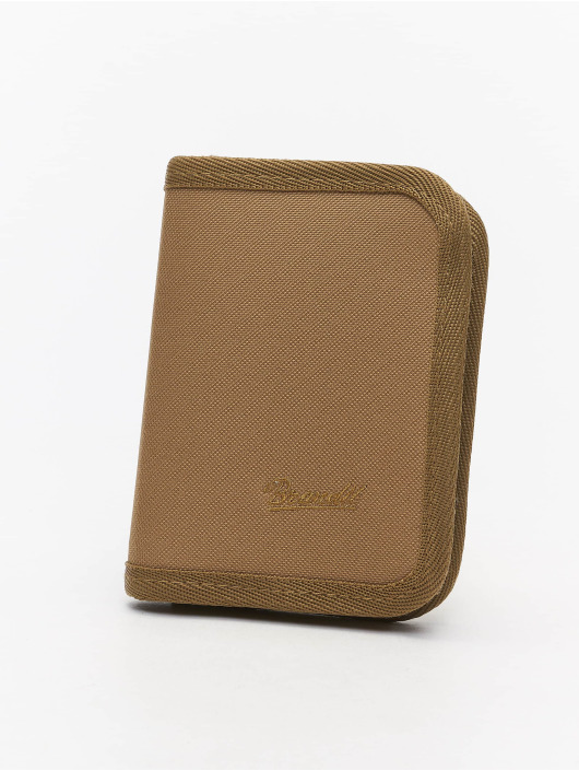 Brandit Cartera Wallet marrón