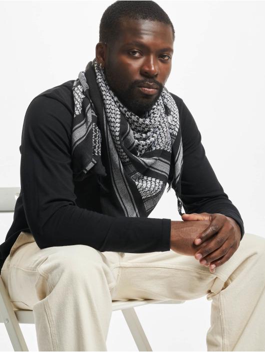 Brandit Chal / pañuelo Shemag negro