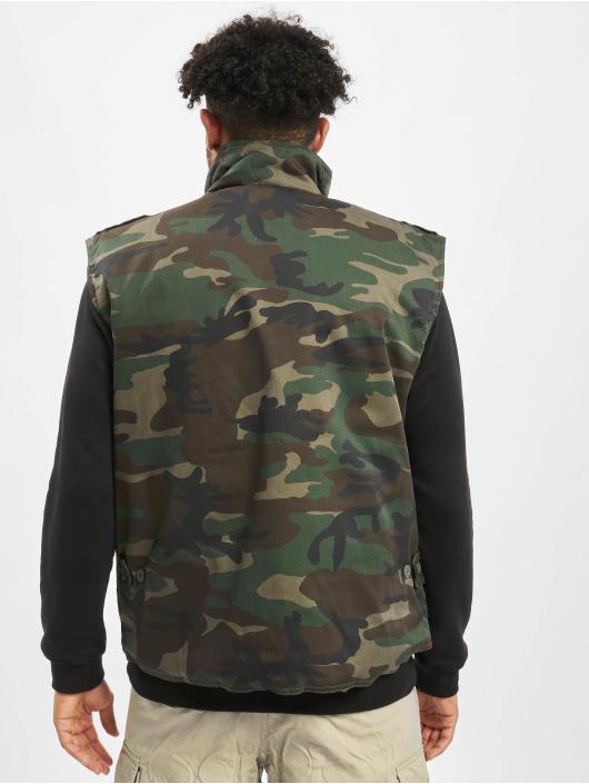 Brandit Chaleco Ranger camuflaje