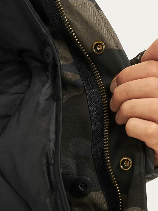 Brandit Chaqueta de entretiempo M65 Classic Fieldjacket camuflaje