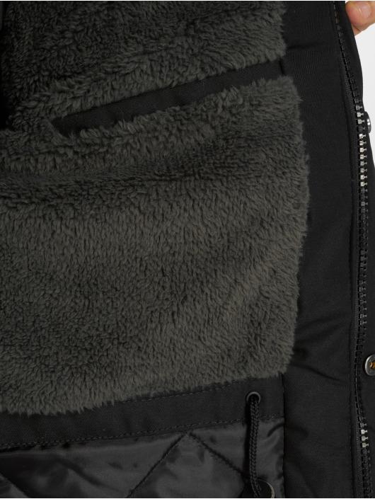 Brandit Chaqueta de invierno Marsh Lake negro