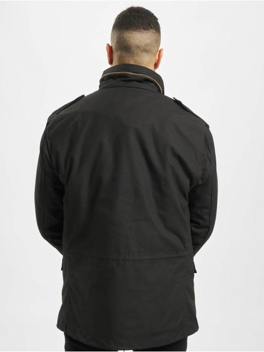 Brandit Chaqueta de invierno M65 Standard negro