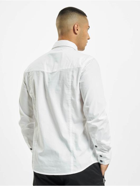 Brandit Chemise Slim blanc