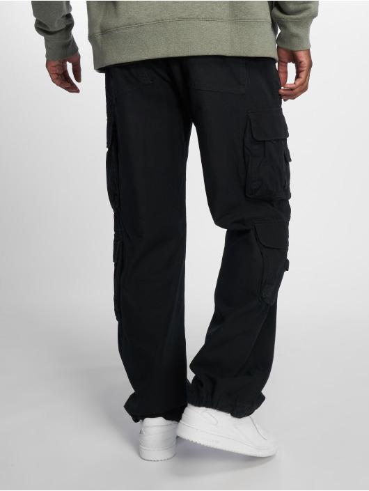 Brandit Chino bukser Pure Vintage svart