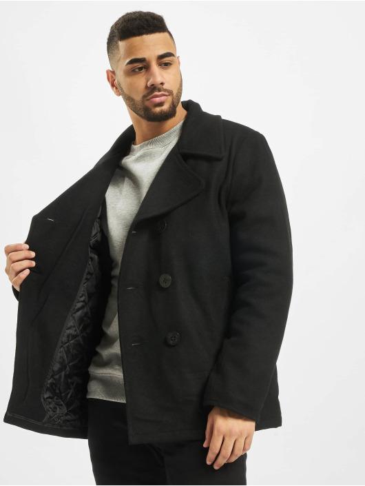 Brandit Coats Pea black