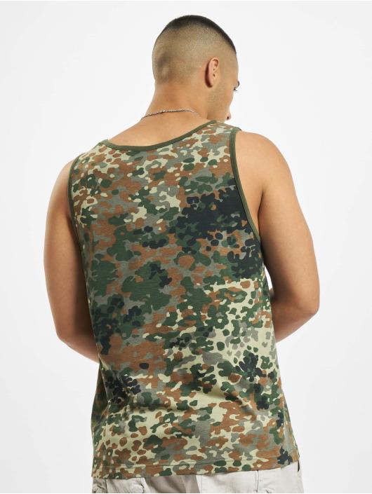 Brandit Débardeur Premium camouflage
