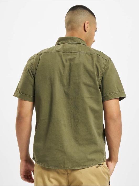 Brandit Košile Vintage olivový