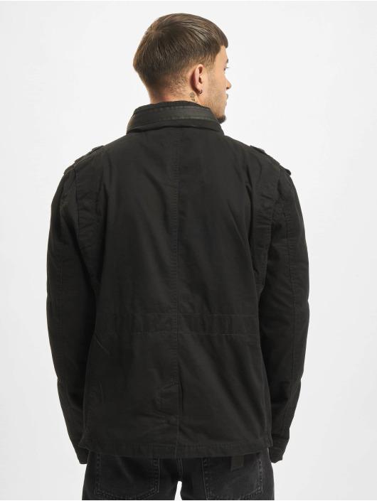 Brandit Lightweight Jacket Britannia black