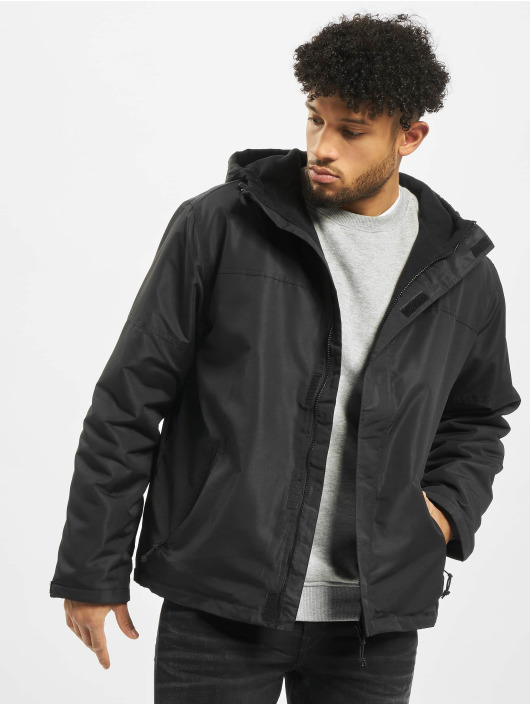 Brandit Lightweight Jacket Fullzip black
