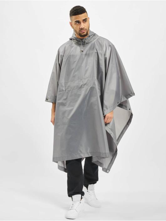 Brandit Lightweight Jacket Ripstop Poncho grey