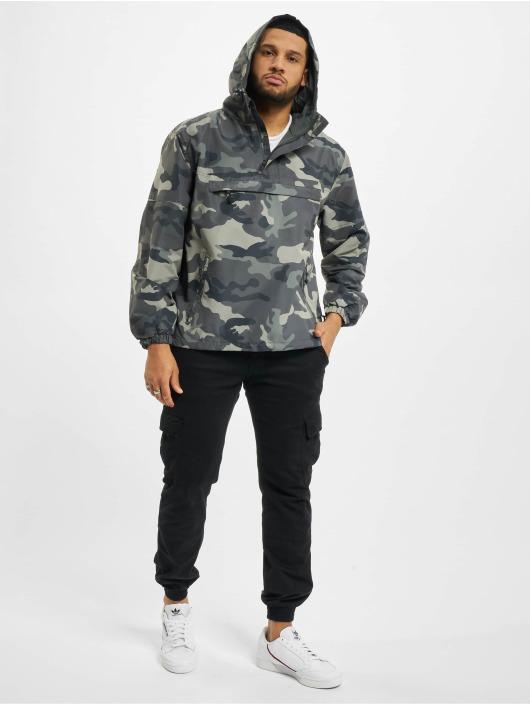 Brandit Lightweight Jacket Summer grey