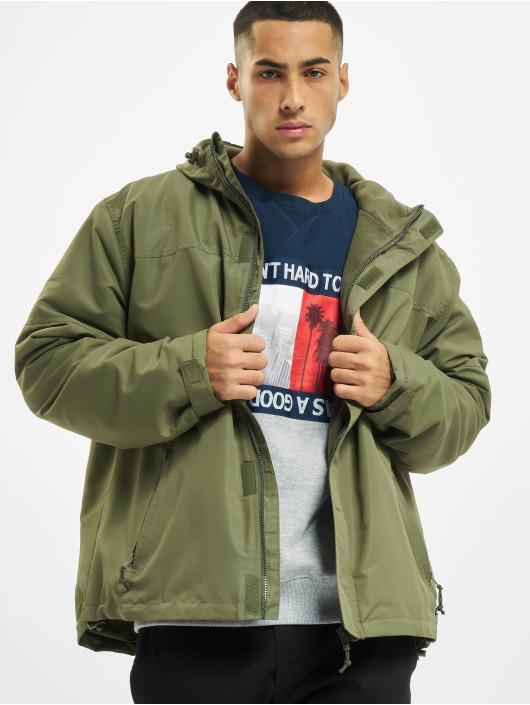 Brandit Lightweight Jacket Fullzip olive