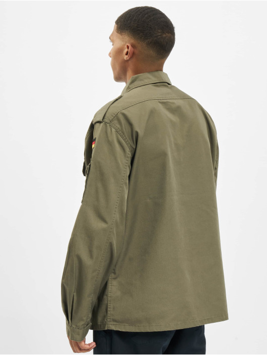Brandit Lightweight Jacket BW Field olive
