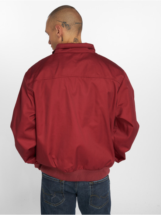 Brandit Lightweight Jacket Lord Canterbury red