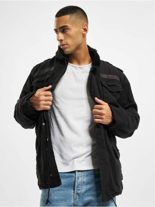 Brandit Manteau hiver M65 Giant noir