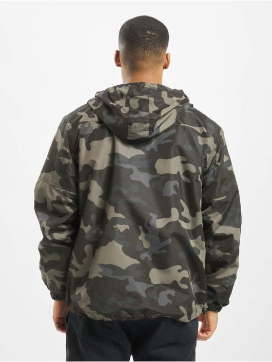 Brandit Overgangsjakker Summer camouflage