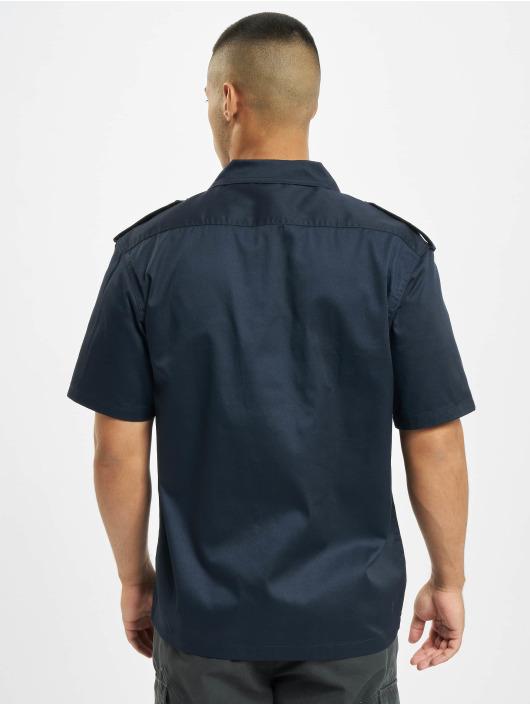 Brandit overhemd US blauw
