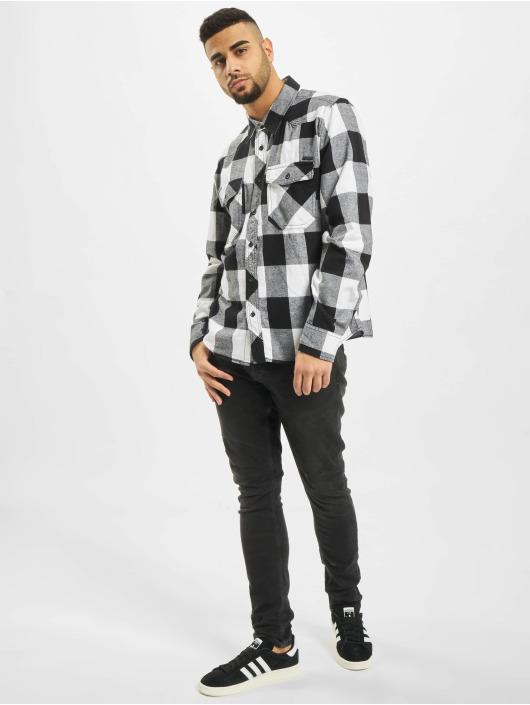Brandit overhemd Check wit