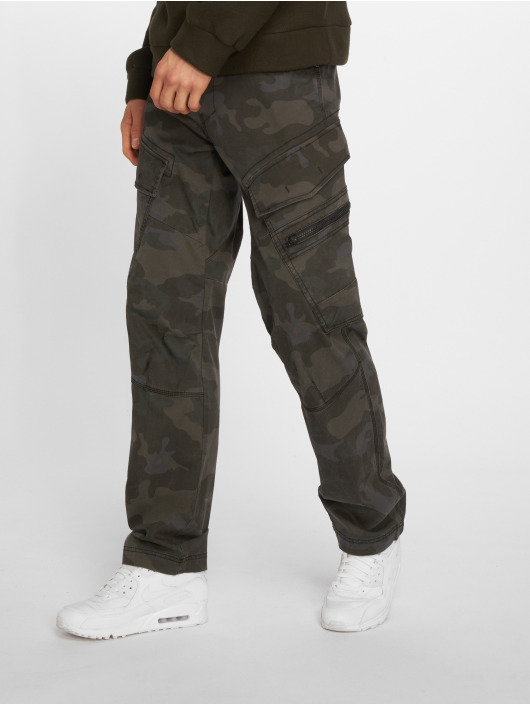 Men Pants Cargo Adven Fit Brandit Darkcamo Slim qc35AR4jL