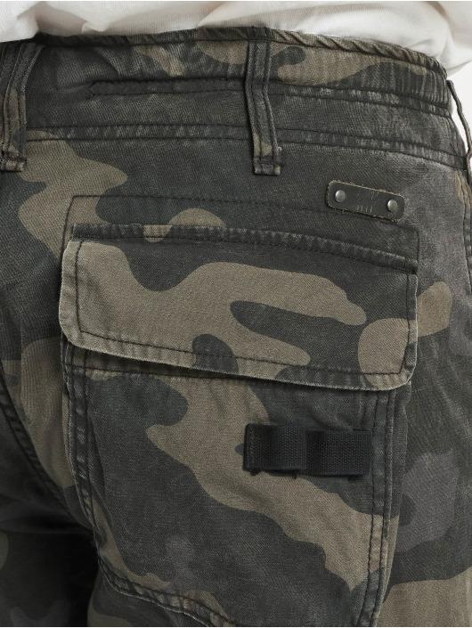 Brandit Pantalon cargo Pure Vintage camouflage