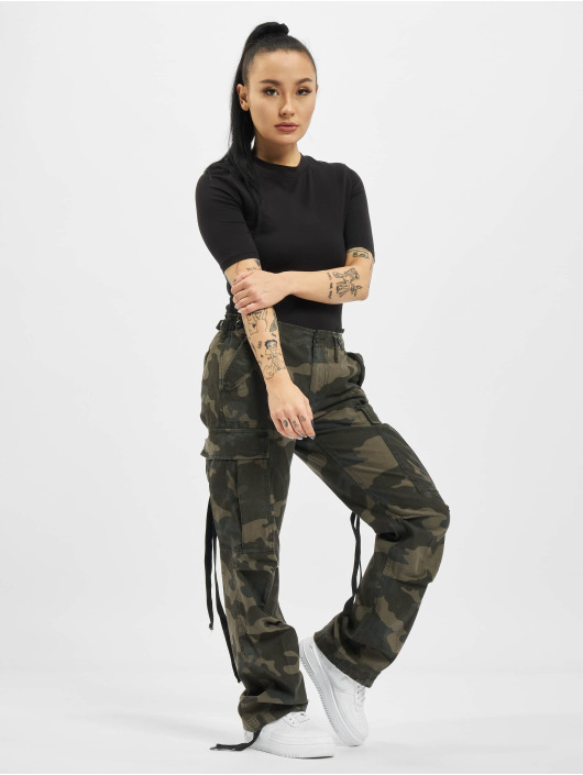 Brandit Pantalon cargo M65 Ladies camouflage