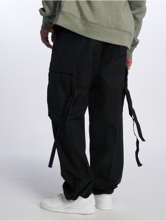 Brandit Pantalon cargo M65 Vintage noir