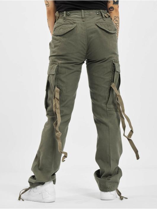 Brandit Pantalon cargo M65 Ladies olive