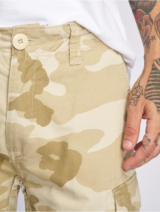 Brandit Pantalón cortos Vintage camuflaje