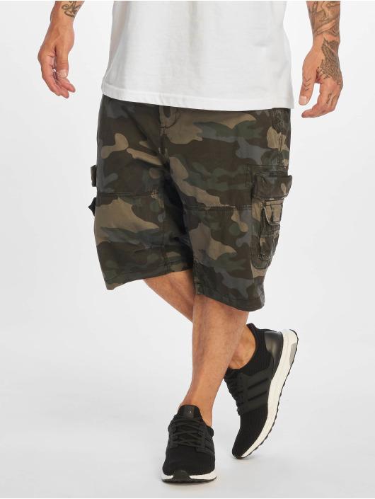 Brandit Pantalón cortos TY camuflaje