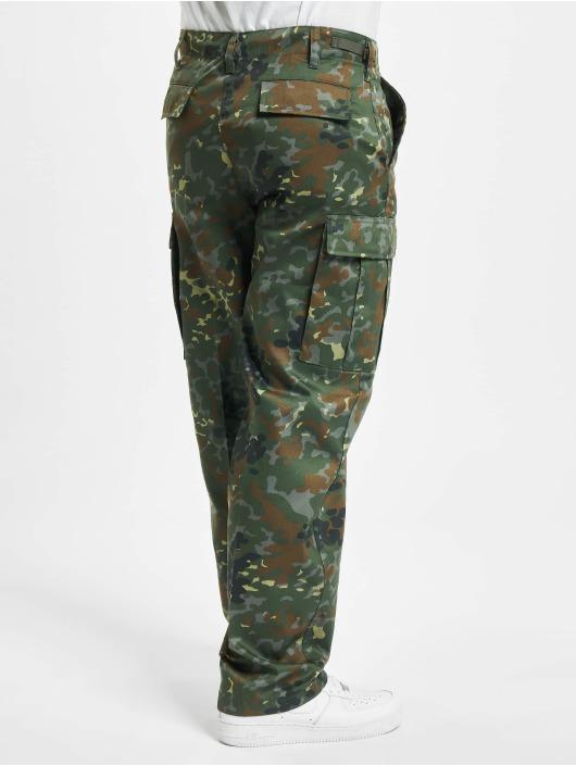 Brandit Pantalone Cargo US Ranger mimetico