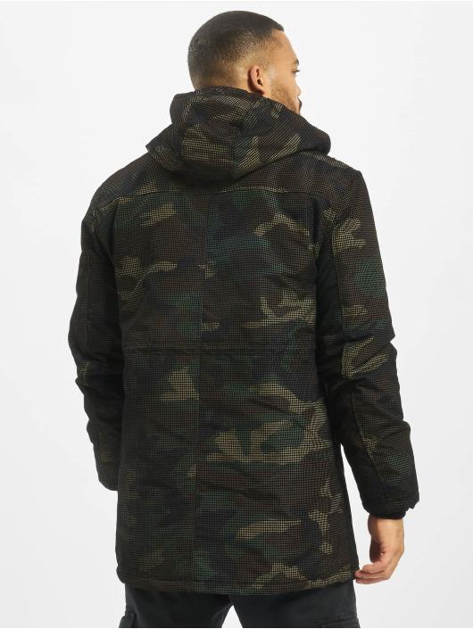 Brandit Parka Grid camouflage