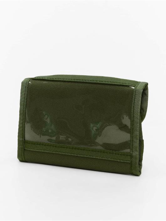 Brandit portemonnee Two olijfgroen