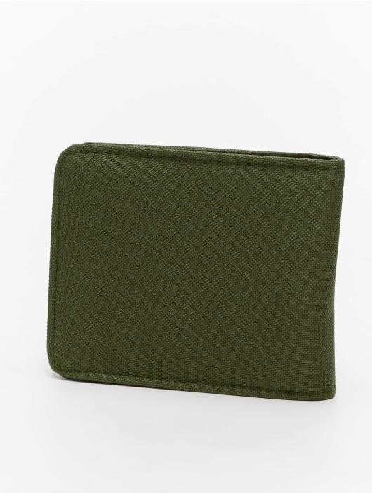 Brandit portemonnee Four olijfgroen