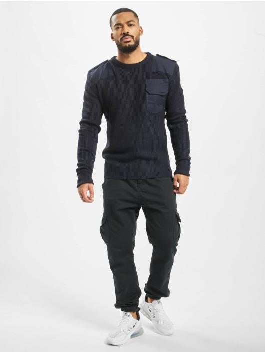 Brandit Pullover BW Classic blau